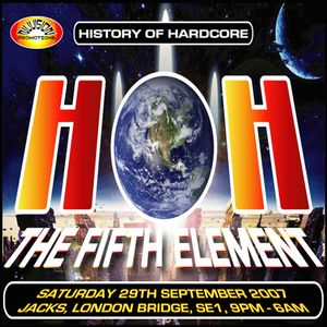 """HOH Promoter's Special Set - MC Spenno """"Live"""" @ History Of Hardcore 5"""