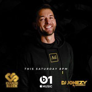DJ Jonezy - Beats1 x Stefflon Don Mini Mix - Charlie Sloth Rap Show