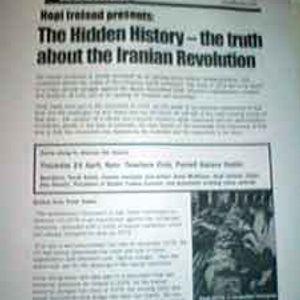 Torab Saleh on the Iranian revolution of 1979 - HOPI meeting in Dublin