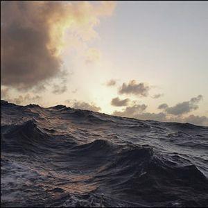 Drone ocean
