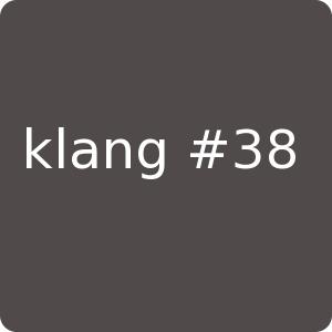 klang#38