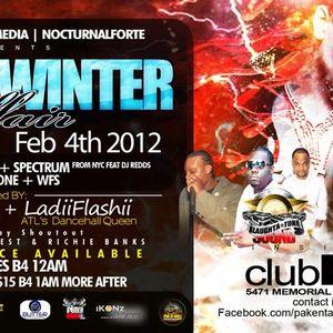 "Dj Xpert presents ""Heated Winter Affair"" Feb 4th Atlanta, GA"