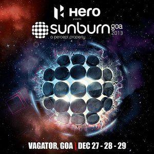 Markus Schulz - Live @ Sunburn Festival (India) 2013.12.28.