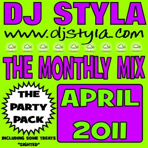 Monthly Mix - April 2011