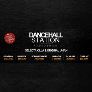 SELECTA KILLA & UMAN - DANCEHALL STATION SHOW #200