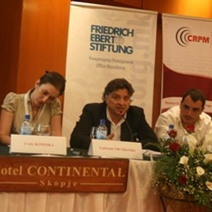 Panel 1: The conflict, the agreement and the reconciliation: 2001 then and now