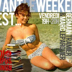 Avant le week-end c'est... - Radio Campus Avignon - 18/05/12