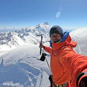 Simon Messner atleta Salewa