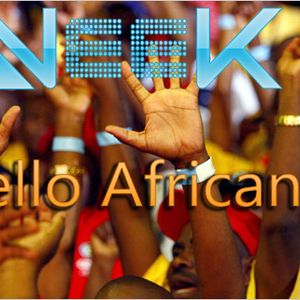 VEEK D - Hello Africanos