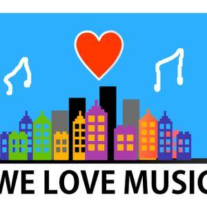 We Love Music 2nd July 2015