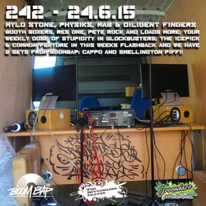 The Bottomless Crates Radio Show 242 - 24/6/15