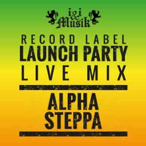 Alpha Steppa - i&i Musik Launch Party @ The Salisbury (19.12.15)