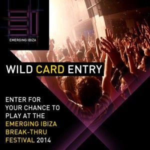 Emerging Ibiza 2014 DJ Competition - Night Flyer Mix 1