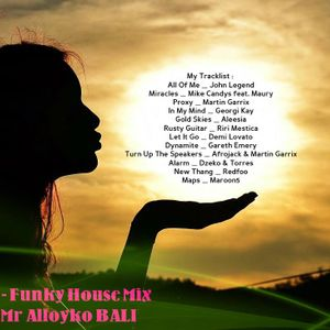 Double [S] Remix - Funky House Mix Exclusive For Mr Alloyko BALI