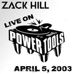 Live on PowerTools (Power106 FM) - 04/05/03