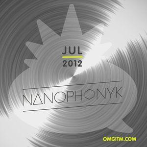 OMGITM SUPERMIX JULY 2012 - NANOPHONYK