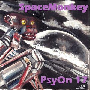 Space Monkey - PsyOn 17