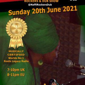 20-06-2021 ROCKERS & DUB SHOW