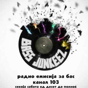 Bass JunkeeZ #105 [29.06.2012]