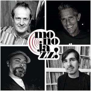 Mono Jazz: Rocco Pandiani, Vittorio Barabino, Max Jazzcat Conti and Painé Cuadrelli // 17-01-21