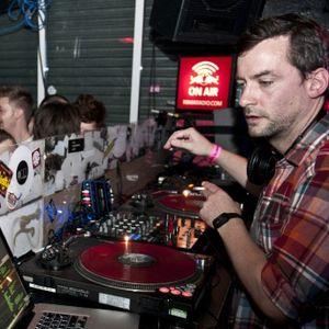 Bonobo Promo Mix - January 2012
