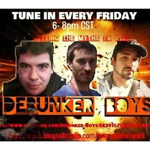 Debunker Boys-Night Cap