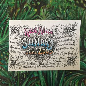 Rose Alice Sunday From 2005!!!