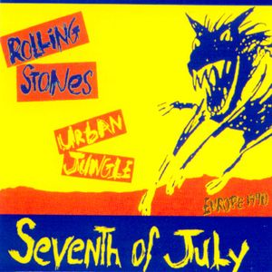 The Rolling Stones -1990-07-07 Wembley Stadium, England