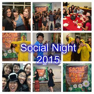 Social Night 2015