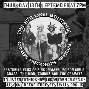 The Strange Boutique Show 94