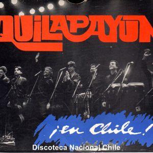 Quilapayún en Chile Vol. 1. ALC 616. Alerce. 1989. Chile