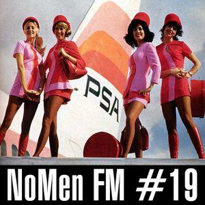 The NoMen FM #19 - Jet Boy/Jet Girl