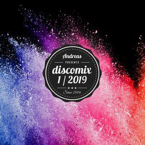 Andreas Discomix 1/2019