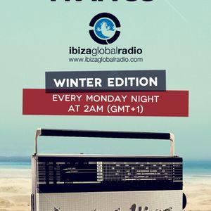 Camilo Franco Loves Ibiza Radio Show / Winter Edition - 21/01/2013