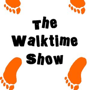 Walktime Podcast 08/12: brown paper trouser man and a creaky door that sounds like a fart