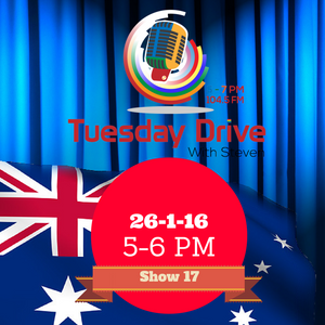 Tuesday Drive 26-01-16 | 5-6