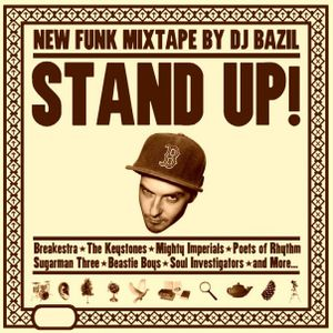 DJ Bazil - Stand Up! (2009)