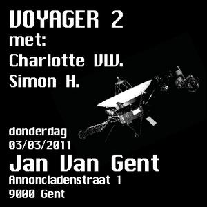 VOYAGER 4 - Charlotte Van Wouwe
