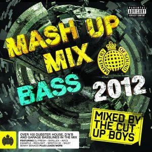 Dj Tetouan - Mash Up Mix Bass 2012