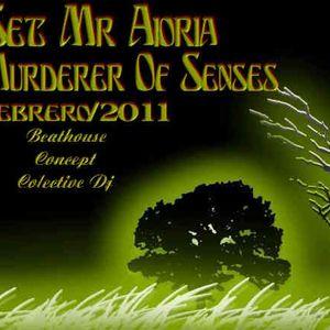 Set Mr Aioria -Murderer Of Senses