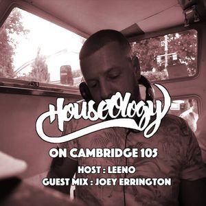 HouseOlogy Radio 18.2.17 Guest Mix Joey Errington
