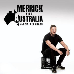 Merrick and Australia podcast - Monday 8th August