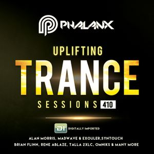 Uplifting Trance Sessions EP. 410 / 18.11.2018 on DI.FM