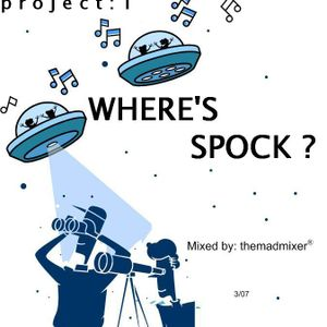 themadmixer project 01 - Where's Spock?