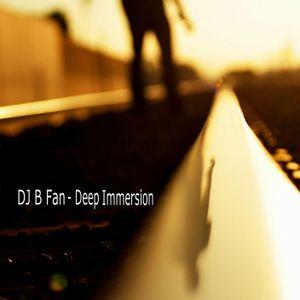 DJ B Fan - Deep Immersion