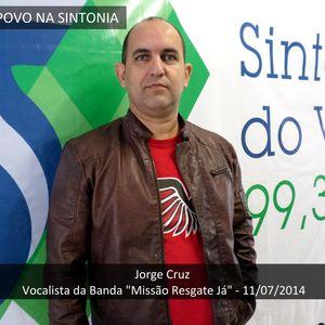 Banda Missão Resgate Já - 11/07/2014