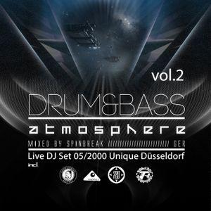 atmosphere vol.2 (mixed by Spinbreak)