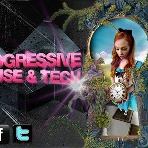 Cristian Dp - Set ProgresiveTech-House Febrero 2013