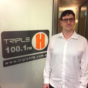 Streetbeat interviews Brendan Clarke, Science Party candidate for Berowra
