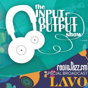 The Input Output Putput radio show live from Lavo Bar (Shenzhen, China) Pt 2